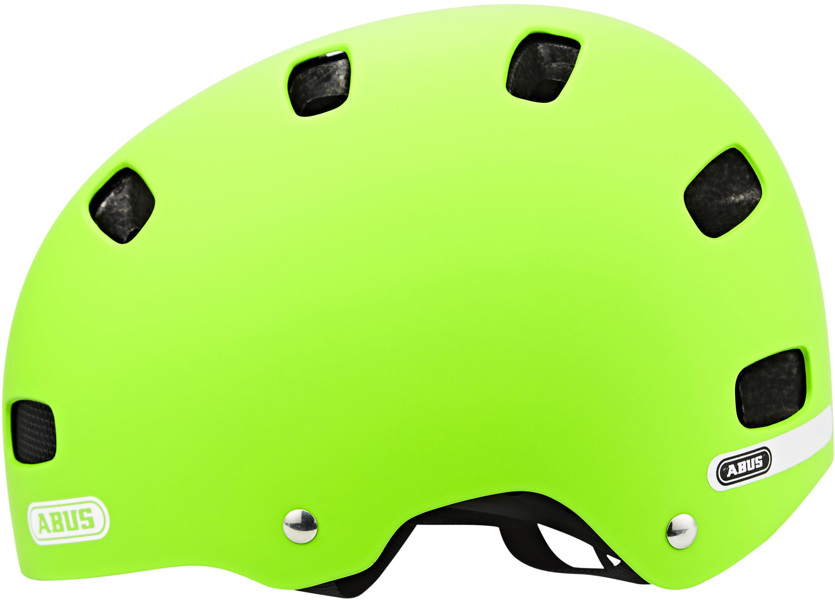 abus scraper kid 2 0 helmet green online kaufen. Black Bedroom Furniture Sets. Home Design Ideas